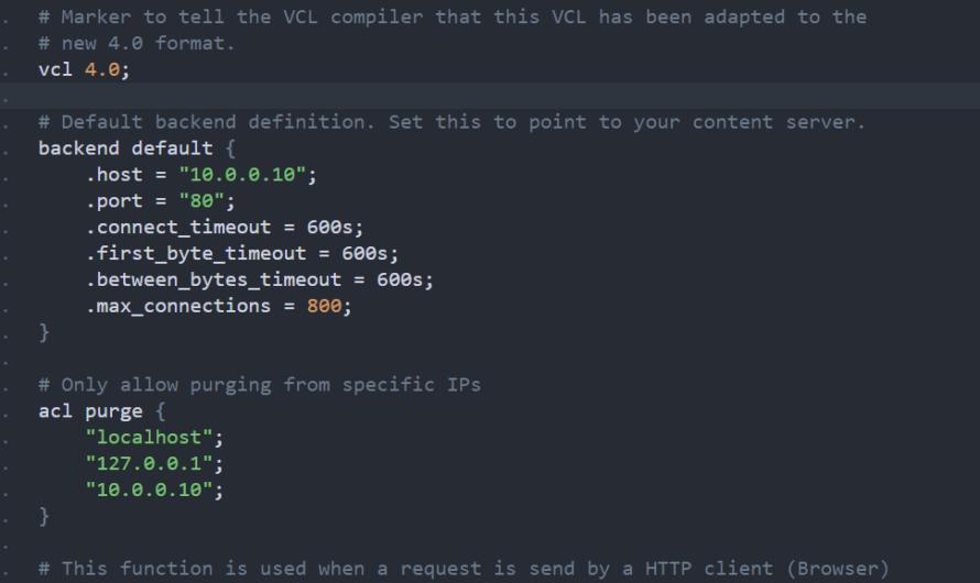 Configure Varnish 4 for WordPress *Updated*