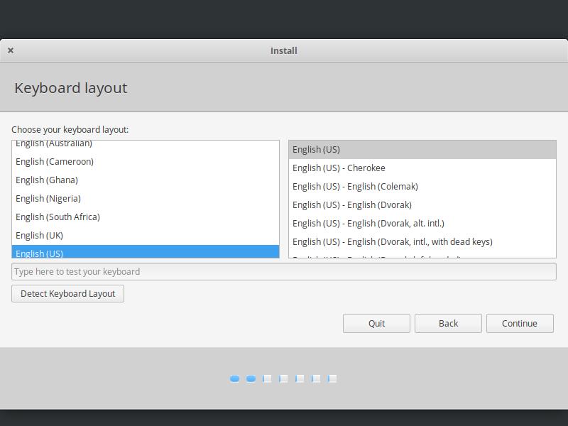 elementary os keyboard layout
